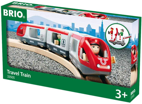 5 Piece Travel Train Toy