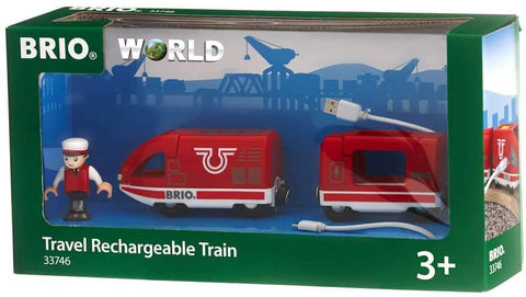 Enjoy fast, free nationwide shipping!  Owned by a husband and wife team of high-school music teachers, Redtailtoys.com is your one stop shop for quality toys & gifts like our Travel Rechargeable Train.