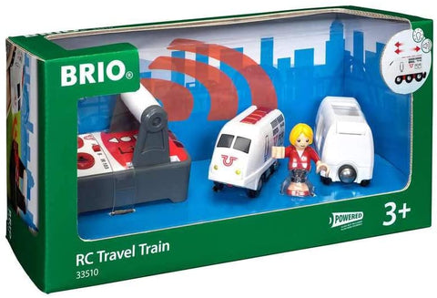 Enjoy fast, free nationwide shipping!  Owned by a husband and wife team of high-school music teachers, Redtailtoys.com is your one stop shop for quality toys & gifts like our Remote Control Travel Train - 4 Piece Train Toy.