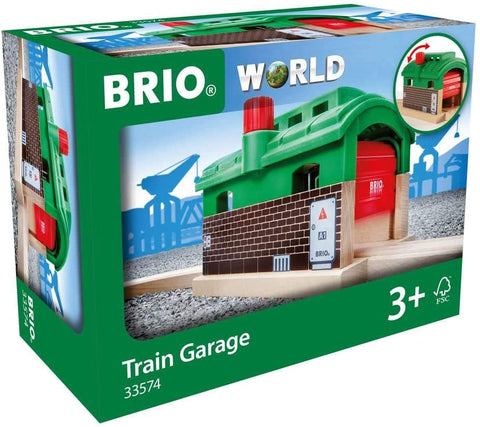 Enjoy free fast shipping on ethically made, custom handcrafted toys & baby shower gifts at Redtailtoys.com like our Train Garage - 1 Piece Wooden Toy Train Accessory.  Shop quality Montessori, educational, learning, Waldorf, building, creative, free-play, imaginative play, safe, eco-friendly, imported and USA-handmade wooden toys.