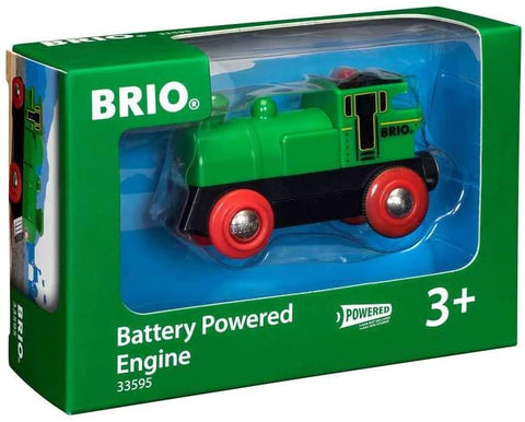 Battery Powered Engine Train Toy