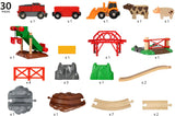 Enjoy free fast shipping on ethically made, custom handcrafted toys & baby shower gifts at Redtailtoys.com like our Animal Farm Set, Wooden Toy Train Set.  Shop quality Montessori, educational, learning, Waldorf, building, creative, free-play, imaginative play, safe, eco-friendly, imported and USA-handmade wooden toys.