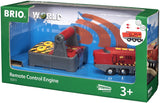 Enjoy fast, free nationwide shipping!  Owned by a husband and wife team of high-school music teachers, Redtailtoys.com is your one stop shop for quality toys & gifts like our Remote Control Train Engine - 2 Piece Train Toy.