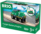 Freight Battery Engine, 1 Piece Wooden Toy Train Set