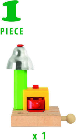 Enjoy free fast shipping on ethically made, custom handcrafted toys & baby shower gifts at Redtailtoys.com like our Railway Bell Signal.  Shop quality Montessori, educational, learning, Waldorf, building, creative, free-play, imaginative play, safe, eco-friendly, imported and USA-handmade wooden toys.