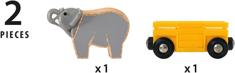 Enjoy free fast shipping on ethically made, custom handcrafted toys & baby shower gifts at Redtailtoys.com like our Safari Elephant & Wagon.  Shop quality Montessori, educational, learning, Waldorf, building, creative, free-play, imaginative play, safe, eco-friendly, imported and USA-handmade wooden toys.