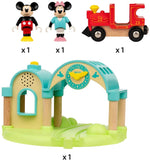 Disney Mickey and Friends Train Set