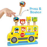 Enjoy fast, free nationwide shipping!  Owned by a husband and wife team of high-school music teachers, Redtailtoys.com is your one stop shop for quality toys & gifts like our Colorful School Bus with Characters.