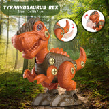 Enjoy fast, free nationwide shipping!  Owned by a husband and wife team of high-school music teachers, Redtailtoys.com is your one stop shop for quality toys & gifts like our Take Apart Dinosaur Toys for Kids 3-5, STEM for 3 4 5 6 7 Year Old Boys and Girls.