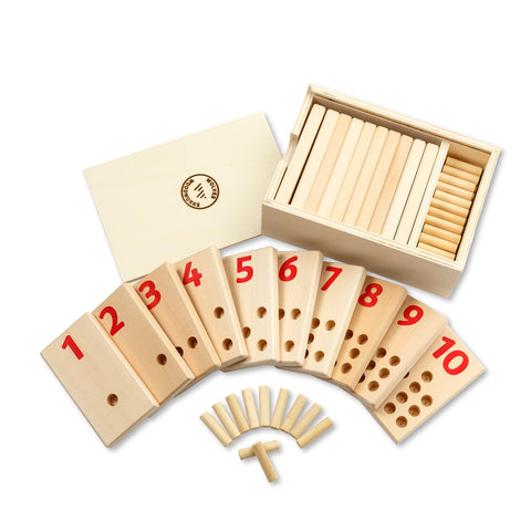 Math Games & Teaching Numbers Counting Toys