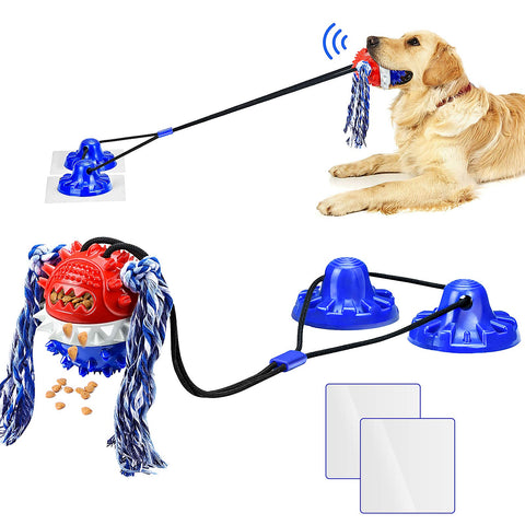 Enjoy fast, free nationwide shipping!  Owned by a husband and wife team of high-school music teachers, Redtailtoys.com is your one stop shop for quality toys & gifts like our Dog Toys for Aggressive Chewers Large Breed Interactive Dog Toys.
