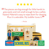Enjoy fast, free nationwide shipping!  Owned by a husband and wife team of high-school music teachers, Redtailtoys.com is your one stop shop for quality toys & gifts like our Wooden Classic School Bus toy for kids.