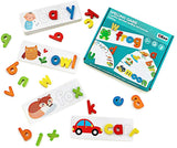 Enjoy fast, free nationwide shipping!  Owned by a husband and wife team of high-school music teachers, Redtailtoys.com is your one stop shop for quality toys & gifts like our Wooden See and Spell Matching Puzzles.