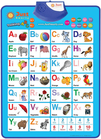 Enjoy fast, free nationwide shipping!  Owned by a husband and wife team of high-school music teachers, Redtailtoys.com is your one stop shop for quality toys & gifts like our Electronic Interactive Alphabet Wall Chart.