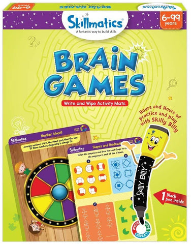 Educational Game: Brain Games (6-99 Years)