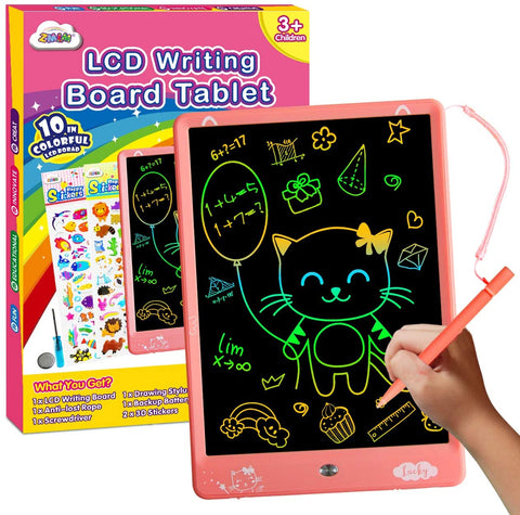 10 Inch Erasable Drawing Doodle Screen Board
