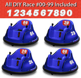 Enjoy fast, free nationwide shipping!  Owned by a husband and wife team of high-school music teachers, Redtailtoys.com is your one stop shop for quality toys & gifts like our Dark Blue Kids Toy Electric Ride On Bumper Car Vehicle Remote Control 360 Spin ASTM-Certified.