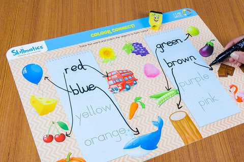 Enjoy fast, free nationwide shipping!  Owned by a husband and wife team of high-school music teachers, Redtailtoys.com is your one stop shop for quality toys & gifts like our Erasable and Reusable Activity Mats w/ 2 Dry Erase Markers.
