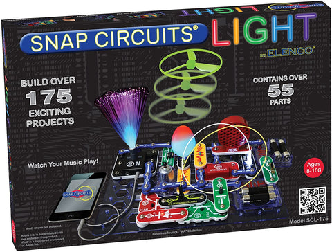Enjoy fast, free nationwide shipping!  Owned by a husband and wife team of high-school music teachers, Redtailtoys.com is your one stop shop for quality toys & gifts like our LIGHT Electronics Exploration Kit.