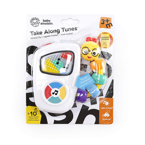 Enjoy fast, free nationwide shipping!  Owned by a husband and wife team of high-school music teachers, Redtailtoys.com is your one stop shop for quality toys & gifts like our Take Along Tunes Musical Toy, Ages 3 months +.
