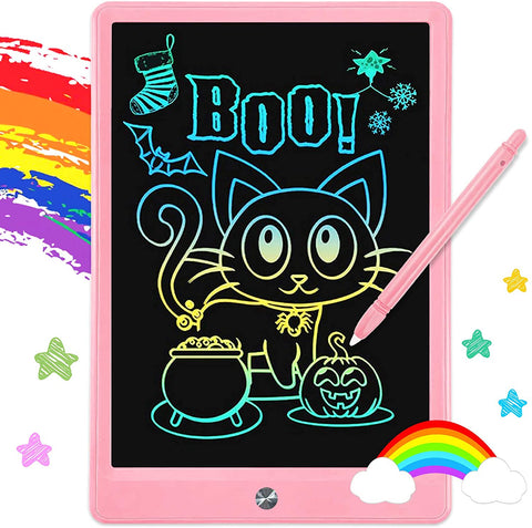 Enjoy fast, free nationwide shipping!  Owned by a husband and wife team of high-school music teachers, Redtailtoys.com is your one stop shop for quality toys & gifts like our Drawing Pad Erasable Electronic Doodle Board for Kids.