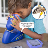 Enjoy fast, free nationwide shipping!  Owned by a husband and wife team of high-school music teachers, Redtailtoys.com is your one stop shop for quality toys & gifts like our GeoSafari Jr. Talking Microscope Featuring Bindi Irwin.