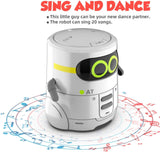 Enjoy fast, free nationwide shipping!  Owned by a husband and wife team of high-school music teachers, Redtailtoys.com is your one stop shop for quality toys & gifts like our Talking Robots Partner w/ Touch Control.