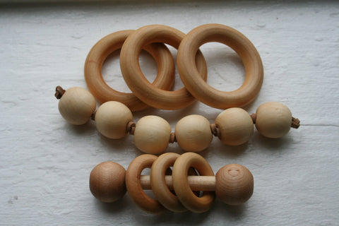 Enjoy free fast shipping on ethically made, custom handcrafted toys & baby shower gifts at Redtailtoys.com like our Handcrafted Essential Montessori Baby Shower Gift Set.  Shop quality Montessori, educational, learning, Waldorf, building, creative, free-play, imaginative play, safe, eco-friendly, imported and USA-handmade wooden toys.