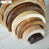 Enjoy free nationwide shipping on eco-friendly, sustainably USA sourced toys & games at Redtailtoys.com like our Handmade Solid Wood Handcrafted Rainbow Stacking Toy.  Shop play, educational, STEM, Montessori, Waldorf, wooden, sustainable, learning, action, girl, boy, stuffed, puzzle, toddler, baby, infant, cars, outdoors, indoors, building, creative, balance bikes, musical instruments, and more.