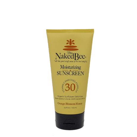 5.5 oz. Orange Blossom Honey SPF 30 Moisturizing Sunscreen