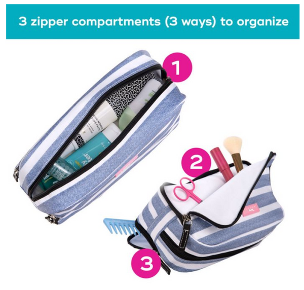 SCOUT 3-Way Bag TOILETRY BAG