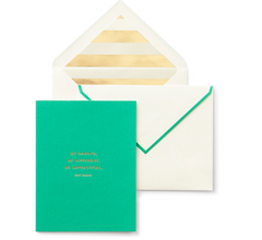 Kate Spade New York Greeting Card
