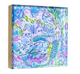 Lilly Pulitzer Acrylic Picture Frame.