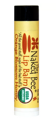 The Naked Bee, Lip Balm Organic Orange Blossom Honey.