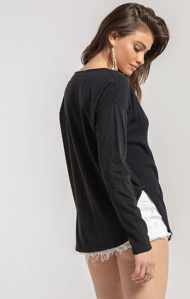 Esme Top- Black