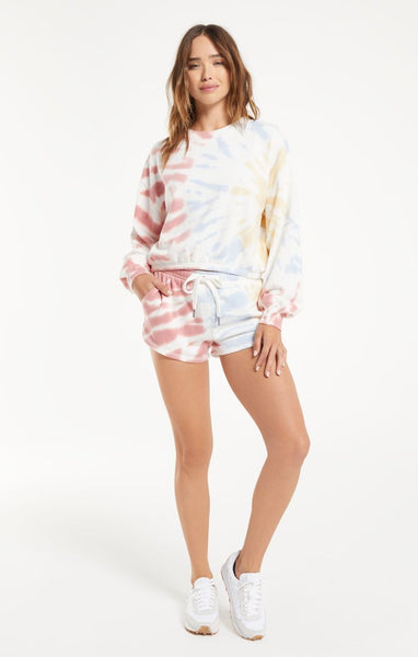 Britton Tie-Dye Pullover by Z Supply