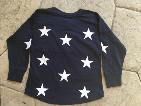 YOUTH...STARS.... Long Sleeve