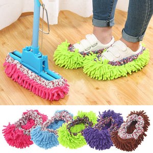 Mop Cleaning Slippers