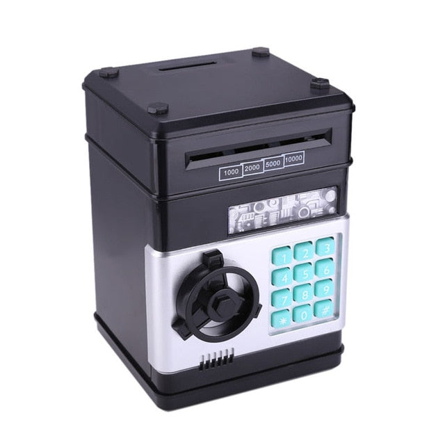 Electronic Piggy Bank Safe Money Box