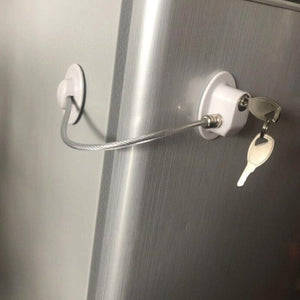 Refrigerator Safety Lock