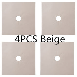 4PC Stove Protector Covers