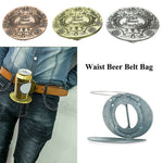 BevBuckle Personal Beer Holder