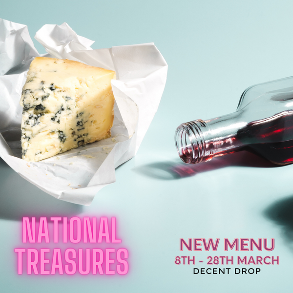National Treasures (Next Menu)
