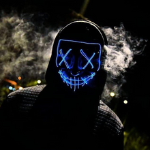 Load image into Gallery viewer, LED Purge Mask - Blue