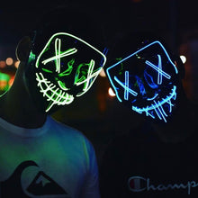 Load image into Gallery viewer, LED Purge Mask - Green