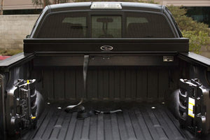 TRUCK COVERS USA® | CRJR161 American Work Jr. Tool Box Hard Retractable Metal Tonneau Cover - myTonneau