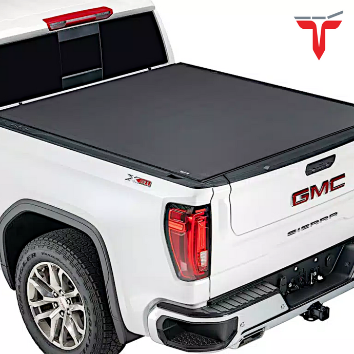 TruXedo Sentry CT 1572616 Hard Rolling Truck Bed Tonneau Cover | Fits 2019 - 2020 New Body Style GMC Sierra & Chevrolet Silverado 1500 6'6