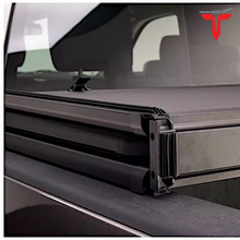 "Load image into Gallery viewer, EXTANG 83645 SOLID FOLD 2.0 Hard Folding Truck Bed Tonneau Cover | Fits 2007-13 Chevy/GMC - Silverado/Sierra 5'8"" Bed"