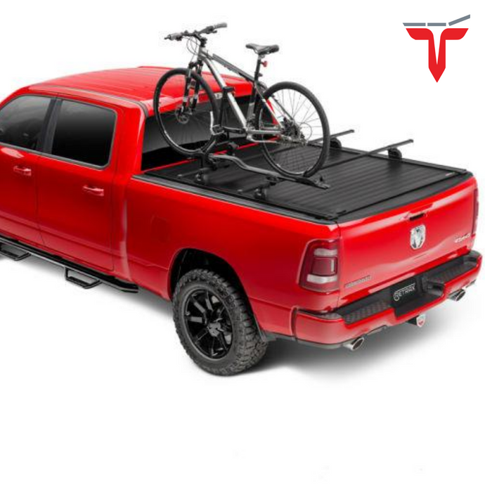 RETRAX T-80243 RetraxPRO XR Retractable Truck Bed Tonneau Cover | Fits 2019-2020 New Body Style Dodge RAM 1500 - Does Not Fit With Multi-Function (Split) Tailgate 5' 7