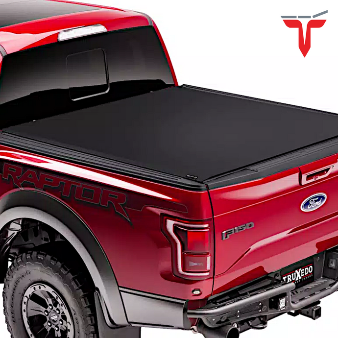 TruXedo Sentry 1598101 Hard Rolling Truck Bed Tonneau Cover | Fits 09-14 Ford F-150 6'6